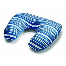 Samsonite Luggage Magic 2 In 1 Pillow, Blue Print, International Carry-on