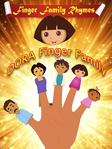 Finger Family Rhymes - Dora Finger Family]()