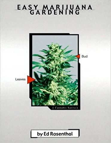 Book EASY MARIJUANA GARDENING