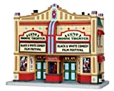 Lemax Village Collection Cove Movie Theater # 45682