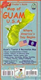 Franko s Guide Map of Guam USA