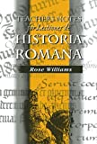 Lectiones de Historia Romana, Rose Williams, 1898855455