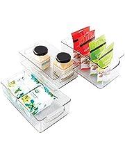InterDesign skåp/kök Binz köksförvaring behållare