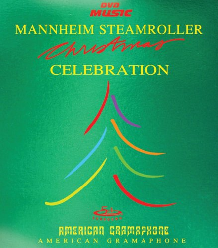 CHRISTMAS CELEBRATION (Steamroller Live Christmas Mannheim)