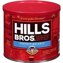 Hills Bros Coffee, Perfect Balance Medium Roast Ground, 23 Ounce