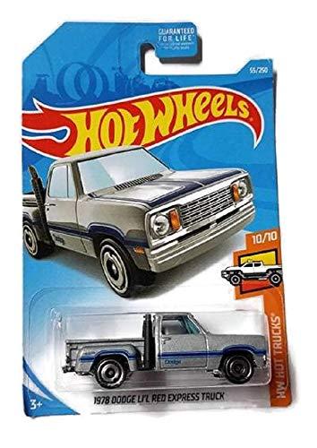 Hot Wheels 1978 Dodge Lil' Red Express Truck HW Hot Trcks 10/10