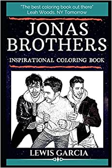 Jonas Brothers Coloring Pages | 346x231