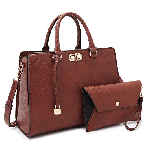 Large Satchel Handbags - 3