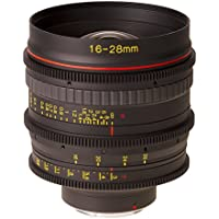 Tokina Cinema AT-X 16-28mm T3.0 Lens for Canon EOS HDSLR Cameras