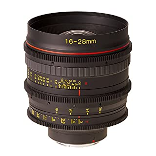 Tokina Cinema at-X 16-28mm T3.0 Lens for Canon EOS HDSLR Cameras (B00TQJQWG2) | Amazon price tracker / tracking, Amazon price history charts, Amazon price watches, Amazon price drop alerts