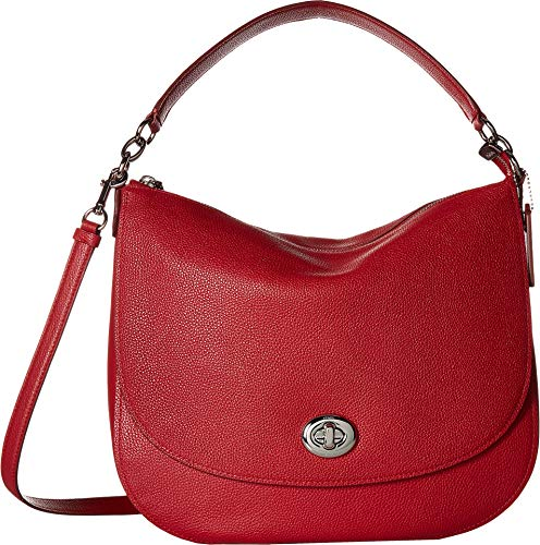 Coach Red Handbag - 3
