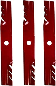 Exmark 116-5175-S Extreme Blade Set Lazer Zac AS CT HP Front Runner 52 Inch