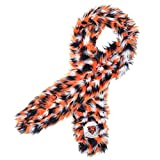 Chicago Bears Forever Collectibles Ladies Oversized Plush Boa Style Scarf