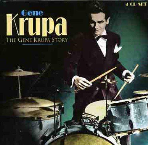 Gene Krupa Story [Box Set] by PROPER BOX UK