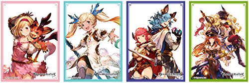 Grandblue Fantasy Trading Character Sleeve Card Game Collection Set B Anime by AXIA