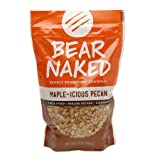 Bear Naked 100% Pure & Natural Granola Maple Pecan