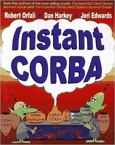 Instant CORBA