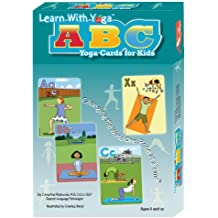 Learn With Yoga ABC Yoga Cards for Kids (Yoga Cards)