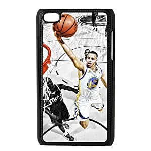 WEUKK Stephen Curry iPod Touch 4 phone case, diy cover case for iPod Touch 4 Stephen Curry, diy Stephen Curry cell phone case