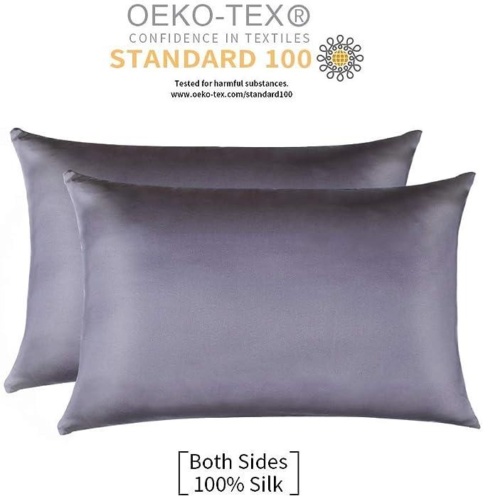 Silk Pillowcases Set of 2
