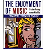 Enjoyment of Music 10e +DVD +CDx4, Kristine Forney, 0393174239