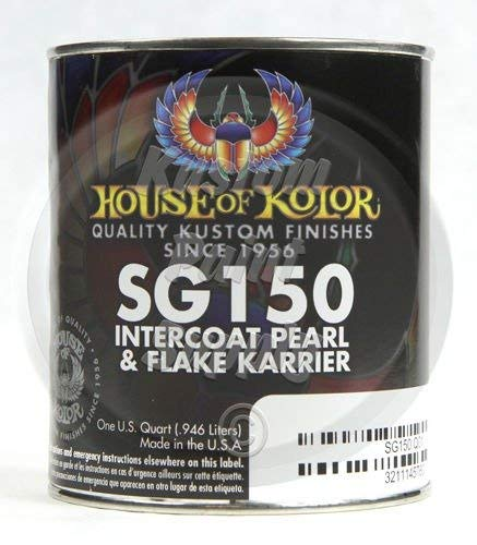 House of Kolor SG150 Intercoat Pearl and Flake Karrier 1 Quart by House of Kolor (Image #1)