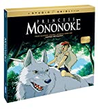 Princess Mononoke Collector's Edition (Bluray/CD/Book) [Blu-ray]