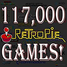 The Best microSD Card You'll find for The Raspberry Pi! Almost 120,000 Retro Games Ready to Play!
