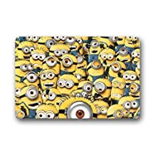 HomieProduct Decorative Doormats The Minions Custom Non Slip Indoor/Outdoor Doormat (23.6x15.7)