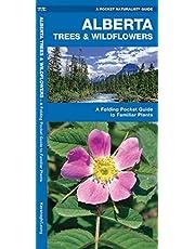 Alberta Trees & Wildflowers: A Folding Pocket Guide to Familiar Plants