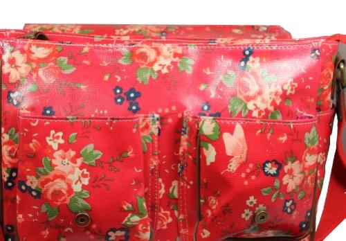 Satchel Floral Lydc Milly bandouli Sac qpxEg4A
