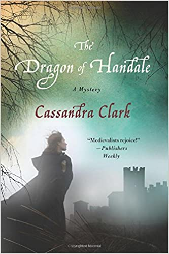 THE DRAGON OF HANDALE (Hildegard of Meaux Medieval Mystery Series Book 5)