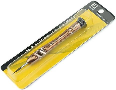 Repair-Kits JF-338-T2 Torx T2 Mobile Phone Repair Screwdriver Color : Brown