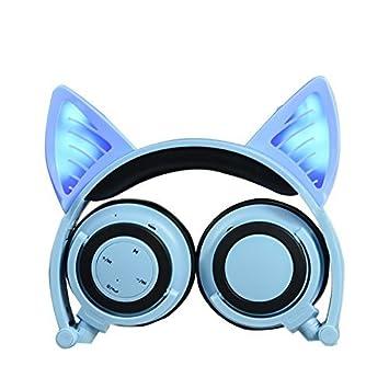 Auriculares De Diadema Abiertos Auriculares Bluetooth de Tkstar, Auriculares de Diadema Auriculares Inalambricos Estéreo de