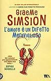 Book Cover for L'amore è un difetto meraviglioso