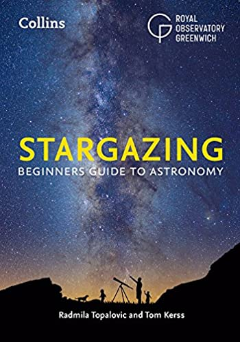 stargazing beginners guide to astronomy royal observatory rh amazon com beginners guide to watching star wars Star Gazing Couple