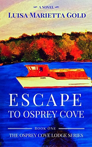 What Doug finds in the secret compartment of his new red Corvette will change his life forever:  Escape To Osprey Cove by Luisa Marietta Gold
