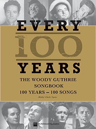 Hal Leonard Every 100 Years: The Woody Guthrie Songbook - Invitation Woody