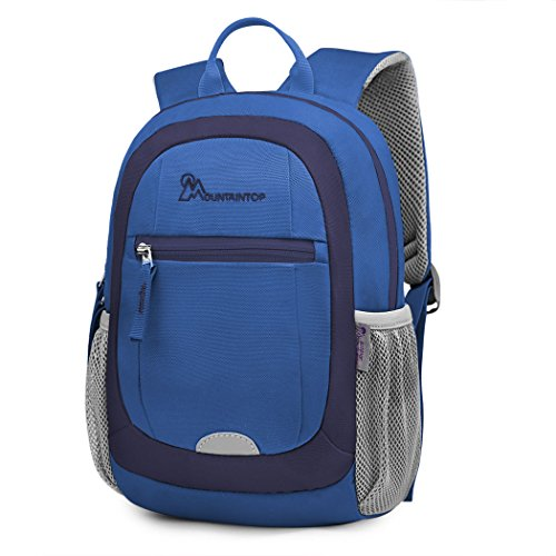 Mountaintop Kids Toddler Backpack,8.7 x 3.7 x 12.2 in
