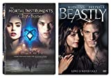 The Mortal Instruments: City of Bones & Beastly - 2 DVD Pack