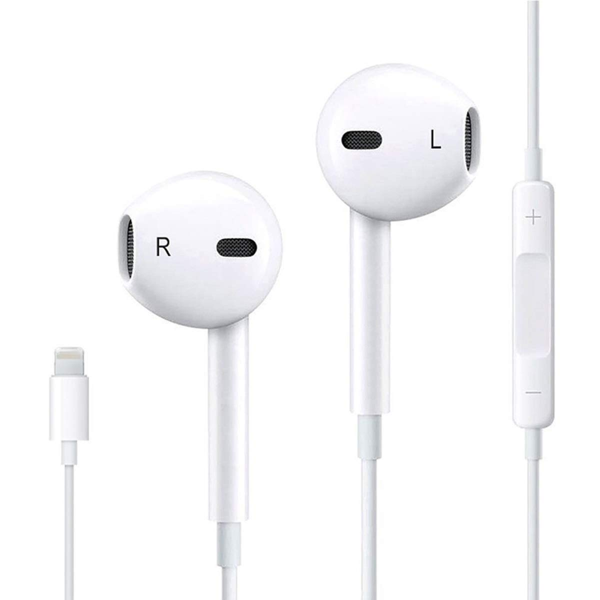 STongmu Headphones Earphones Earbuds with Microphone and Remote Control Compatible with iPhone