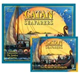 The Seafarers of Catan Board Game + 5-6 Player Expansion Pack (6 player bundle)