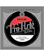 D'Addario TNN-3T Nylon Classical Guitar Strings, Medium