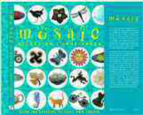 The Mosaic Decorator's Sourcebook: Over 100 Designs to Copy and Create pdf