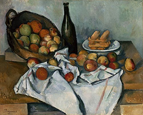 Paul Cezanne - The Basket of Apples - Art Institute of Chicago 30