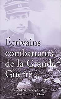 Ecrivains combattants de la Grande Guerre, Giovanangeli, Bernard