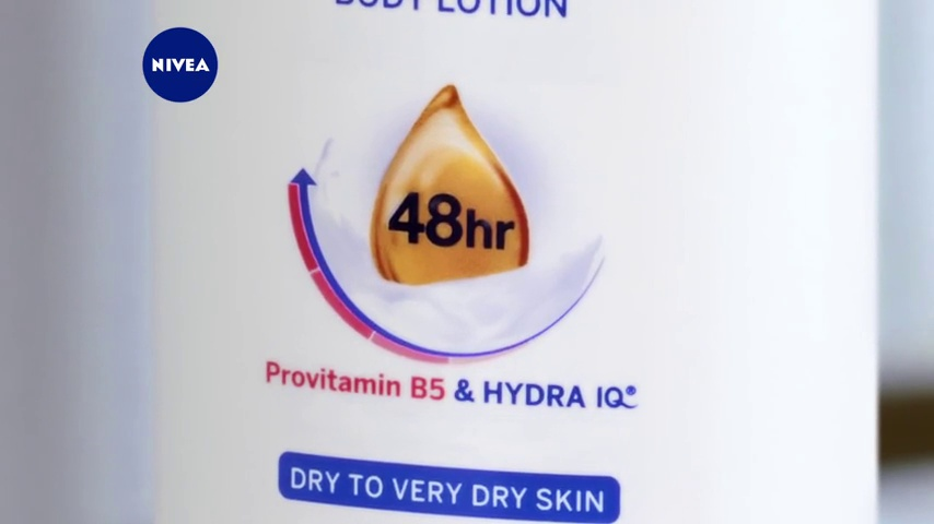 NIVEA Intense Healing Body Lotion - 72 Hour Moisture For Dry to Very Dry Skin - 16.9 fl. oz. Pump Bottle 6