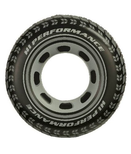 Intex Giant Tire Tube 36in - Tire Inflatable Tube