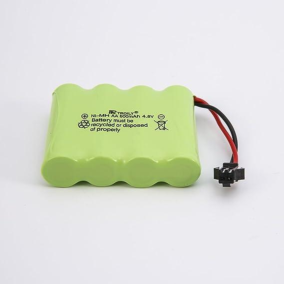 Crenova 4 8 V 600 Mah Ni Mh Battery For Wjl00010 Remote Controlled Car Spielzeug