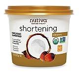 Nutiva Organic Shortening, Original, 15 Ounce